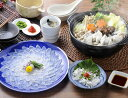 【ふるさと納税】絶品とらふぐ刺身・鍋セット(3〜4人前)...