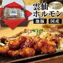 【ふるさと納税】【雲仙ホルモンもっちゃん】2.1kg (30...
