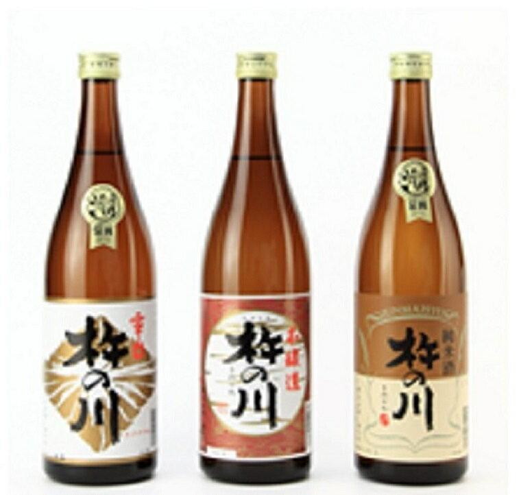 15【ふるさと納税】県産酒「杵の川 燗酒飲み比べ」