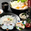 【ふるさと納税】 国産 天草とらふぐフルコース 大皿使用 7...