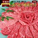 【ふるさと納税】熊本県産 特選三種の牛食べ比べ焼肉セット 900g (300g×3パック) 桜黒牛 あか牛 赤牛 黒毛和牛 国産 焼肉 送料無料