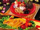 【クリスマス限定】ベリーレアチーズタルト&スモークチキン