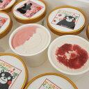 【ふるさと納税】南阿蘇村苺農園から紅ほっぺを使ったアイス2種...