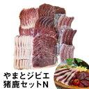 【ふるさと納税】やまとジビエ 猪鹿セットN 【猪肉・鹿肉・お...