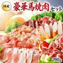 【ふるさと納税】馬肉専門店だからできる 豪華馬焼肉セット 【...