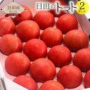 【ふるさと納税】日田のトマト 2ケース 大玉トマト ミニトマ...