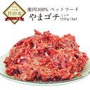 【ふるさと納税】鹿肉100%ペットフード 鹿生肉 ミンチ 1...
