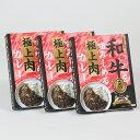 【ふるさと納税】杵築産おおいた和牛カレー3食セット(レトルト...