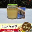 【ふるさと納税】No.014 ミツバチが育む山郷 ニホンミツバチの純粋蜂蜜 310gセット...