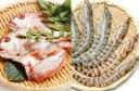 国東半島車えびと天然鯛の大漁盛り