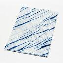 天然灰汁発酵建 藍染ハンカチ AG01