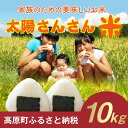 【ふるさと納税】宮崎県産 29年度 ひのひかり 10kg 家...