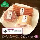 【ふるさと納税】R-12 ぶどう豚ロース...