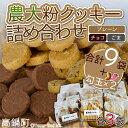 【ふるさと納税】<農大粉クッキーの詰め合わせ>合計9袋 ※1...
