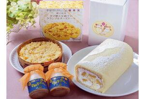 【ふるさと納税】種子島限定安納芋スイ‐ツセットB