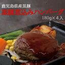 鹿児島県産黒豚煮込みハンバーグ