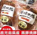 【ふるさと納税】鹿児島県産 黒豚焼豚 薩摩ファーム