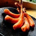黒豚代表格の沖田黒豚産の骨付きフランクフルトソーセージが出来ました。 ミンチは粗挽きで肉汁がとってもジューシーに仕上がり...