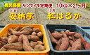 【ふるさと納税】【27565】東串良のサツマイモ10kg×2...