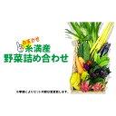【ふるさと納税】おまかせ糸満産野菜詰め合わせ