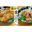 【ふるさと納税】沖縄そば専門店 <南部そば>てびち・ソーキそばセット(4人前)