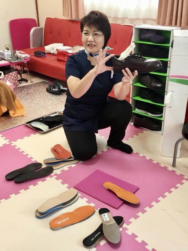 【ふるさと納税】3DO足圧測定システムによる足の健康相談♪フットカウンセリング体験1名様