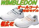 (取り寄せ)ウィンブルドンWL-3500 WIMBLEDON オールコート対応テニスシューズ レディース スニーカー