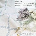 輸入生地 刺繍商品名:SAWLEY/mineralブランド名:CLARKE&CLARKE(クラーク&クラーク)*ハーフカット(巾約65cm)*50cm以上10cm単..