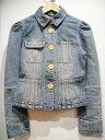 マークジェイコブス MARC JACOBS WASH加工 4ポケット デニムジャケット ☆サイズ:4☆ RM-802