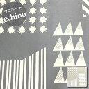 【ラミネート】★約57cmパネル単位続けてカット ★シェイプ ニュートラル&キラキラechino2018 shape【ECHINO エチノ 古家悦子 デザイナーズ生地 布 ビニールコーティング】