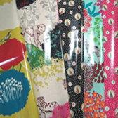 ☆【echino・エチノ 生地】ラミネート女性向け福袋☆ 約50cmカット×2枚+おまけ古家悦子 ECHINO