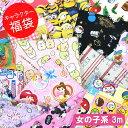 【選べる!キャラクター福袋】女の子系◆約3m入◆ハギレセット...