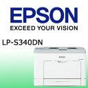 EPSON A4モノクロページプリンタLP-S340DN【02P01Oct16】