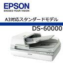 EPSON フラットベットスキャナ DS-60000 【代引不可商品】【楽天あんしん延長保証付帯対象】