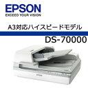 エプソン フラットベットスキャナ DS-70000【代引不可商品】【楽天あんしん延長保証付帯対象】