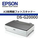 【あす楽対応_関東】エプソン DS-G20000 A3高精細フォトスキャナ