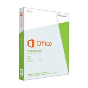 【あす楽対応_関東】マイクロソフト Office Personal20139PE-00012【02P05Nov16】