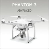 DJI PHANTOM3 ADVANCED ドローン【02P01Oct16】
