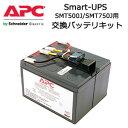 【あす楽対応_関東】APCRBC137J Smart-UPS SMT500J/SMT750J用交換バッテリキット