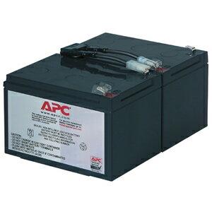 【あす楽対応_関東】APC Smart-UPS SU1000J/SUA1000J/SUA1000JB用交換バッテリキット RBC6L【02P05Nov16】