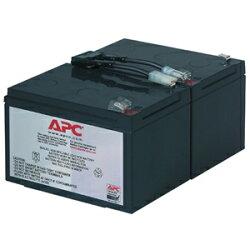 APCSmart-UPSSU1000J/SUA1000J/SUA1000JB用交換バッテリキットRBC6L