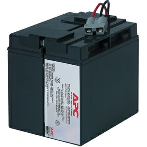 APC Smart-UPS SUA1500J/SUA1500JB用交換バッテリキット RBC7L【02P09Jul16】