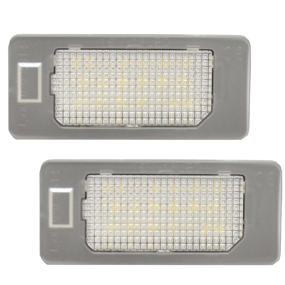 LL-AU-H15 RS Q3(8U 2014以降) 5605930W LEDナンバー灯 LEDライセンスランプ AUDI アウディ レーシングダッシュ製 (レーシングダッシュ LED ナンバー灯 用品 カー )