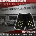 【MAY-MP01BK】メイウェザースポーツ Mens Championsh