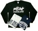 【海外サイズ】【送料無料】 FADEBOMB ロンT 長袖Tシャツ3枚セット福袋3980円 (メンズストリートデザイン2016/S-XXL)