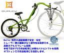【即納】Burley Piccolo™<ピッコロ>【自転車変形可】【7段ギア】【アルミフレーム】【高安定特許連結機構】
