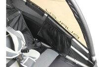 【送料無料】S.I.T.シート搭載、チャイルドトレーラーBurleySolo™<ソロ>新モデル!【ワイド室内】【アクティブ・サス】【1人乗り】【バギー対応】最も優雅なチャイルドトレーラー