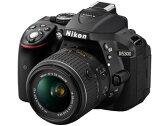ニコン D5300 18-55 VR II レンズキット ブラック