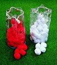玉入れ玉 紅白玉セット 赤白各50個計100個セット