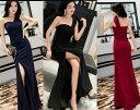 ロングドレス キャバドレス キャバワンピ シックなデザインセ...